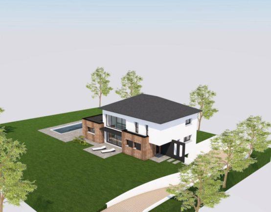 Construction maison individuelle Guichen 35